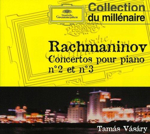 Rachmaninov : Concertos pour piano n° 2 et n° 3