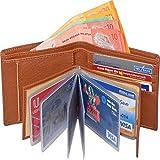 #9: Accezory Brown Men's Wallet