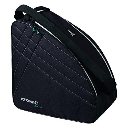 Atomic Damen Skischuh-Tasche, 34 l, Piste und All Mountain, Verstellbarer Schulterträger, AL5034510, Boot Bag, Schwarz