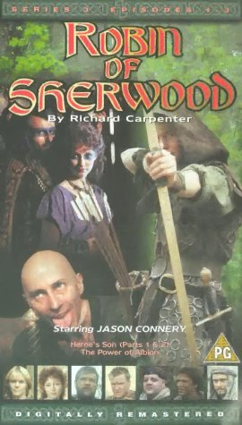 Robin Of Sherwood: Series 3 - Episodes 01 To 03