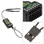 Salida PPM receptor RC 6 canales 2.4G Flysky FS-iA6B con iBus puerto compatible Flysky i4 i6 transmisor i10