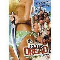 Club Dread -dvd