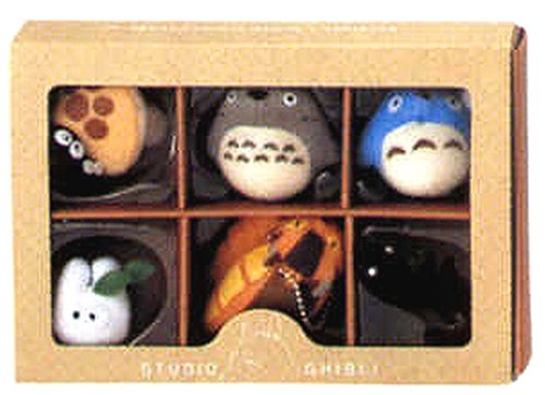 Pack 6 Peluches Studio Gh