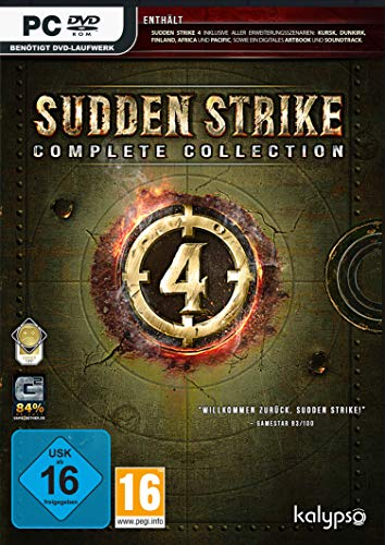 Sudden Strike 4: Complete Collection [PC]