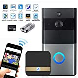 Best Doorbell Cameras - KOBWA Video Doorbell, Wireless Video Doorbell,Real-Time Two-Way Talk Review
