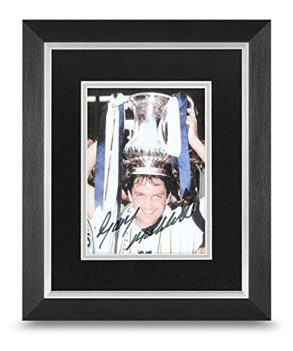 Gary-Mabbutt-Signed-10×8-Photo-Framed-Tottenham-Hotspur-Memorabilia-Autograph