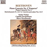 Beethoven: Piano Concertos Nos. 2 And 5