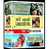 Kramer Vs Kramer/Lorenzo's Oil/Born Free