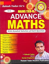 Rakesh Yadav - SSC Maths Tier II (English)-Previous Year 2011-2015 - (1-15 Sample Papers)