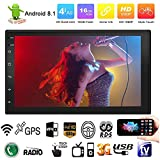 Lolly-U Android 8.1 System Touch Screen Button 2 DIN 7 Zoll HD Auto Bluetooth MP5 Player Auto Dual Ingot GPS Navigation One Piece Maschine