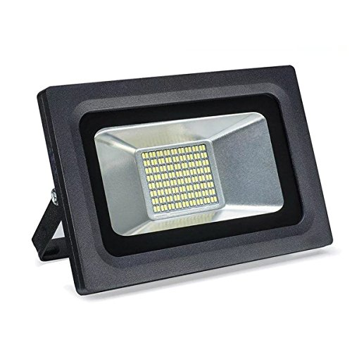 Lank decorativo para foco LED (30W, luz blanca cálida 2700-3500K 220V 2400Lm, ultra claro impermeable exterior de LED de inundación de seguridad exterior Leuchten con 144pcs LED