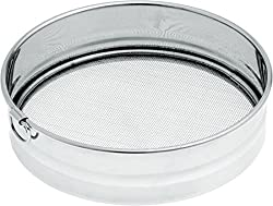 Clytius Stainless Steel Sieve - Perfect Equipment For The Modern Kitchen By