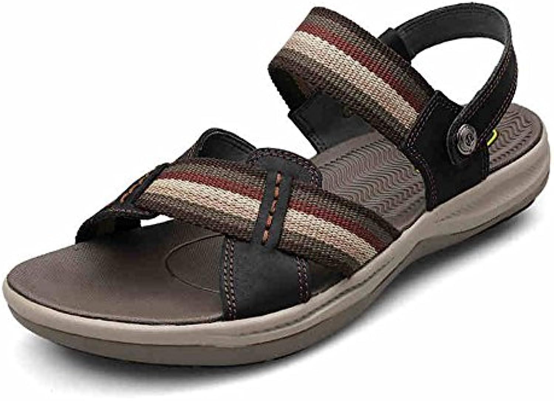 Sandalias zapatos de playa de verano de rocío masculino Cool refrescantes zapatillas masculinas ( Color : 1 ,...