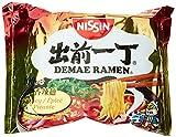 Nissin Instant Noodles Demae Hot - Paquete de 30 x 100 gr - Total: 3000 gr