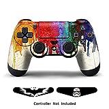 PS4 Pelli Playstation 4 Adesivi Giochi PS4 Joystick PS4 Controller dualshock 4 Vinile Decalcomanie - Light Bar Paints
