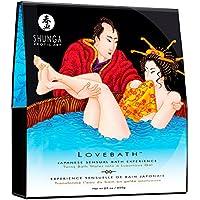 Shunga Love Bath Ocean Temptations, Color Azul - 650 gr