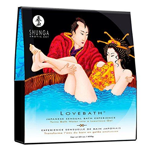 Shunga - Lovebath-Ozean-Versuchungen