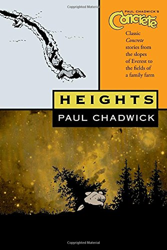 Concrete Volume 2: Heights: Vol. 2