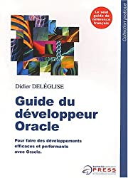 Guide du développeur Oracle