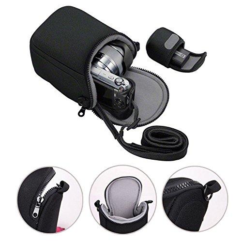 Mini Video Kamera Tasche für FUJIFILM FinePix x100F X100T X100S X30XT10XT20A1x-a2X-M1Kamera Schutzhülle Tasche (Video-kamera Tasche)