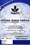 #6: Natural Indigo powder for hair, Product of Havintha, Indigofera Tinctoria, 227g