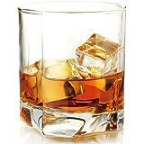 Pasabahce Luna Whisky Glass,368 ml,Set of 6