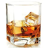 Best Scotch Glasses - Pasabahce Luna Whisky Glass,368 ml,Set of 6 Review
