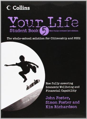 Your Life - Student Book 5 by John Foster (2010-03-20)