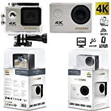 Action Cam Hyundai 4K Evo H4K2 Ultra HD 25FPS 12MP Champ Large 170° WiFi
