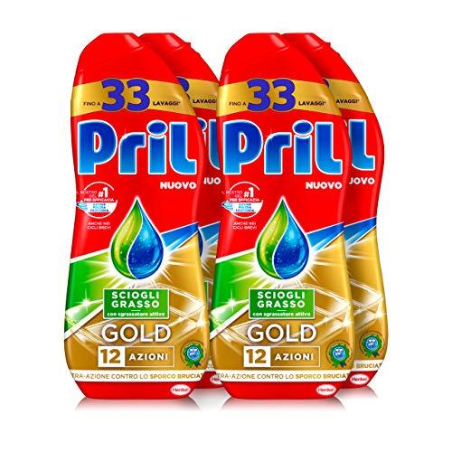 Pril Spülmittel - 4 Packungen à 720 g