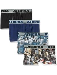 Athena Us Spirit, Boxer (Lot de 4) Garçon