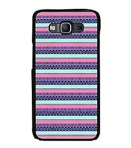 Fiobs Designer Back Case Cover for Samsung Galaxy E5 (2015) :: Samsung Galaxy E5 Duos :: Samsung Galaxy E5 E500F E500H E500Hq E500M E500F/Ds E500H/Ds E500M/Ds (jaipur rajasthan african america cross pattern)