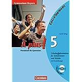 À plus! - Ausgabe 2004: À plus! Band 5 (cycle long). Schulaufgabentrainer. Gymnasium Bayern: Arbeitsheft