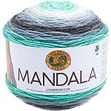 Lion Brand Yarn 525-200Mandala Garn Genie