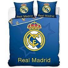 Real Madrid de fútbol cama Bed Linen Football rm1610051x 220x 200cm + 2x 70x 80cm