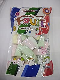 Captain Fruit Marshmallows (Halal) Multi Colour, 200g