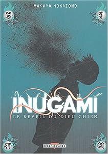 Inugami le réveil du dieu chien Edition simple Tome 13
