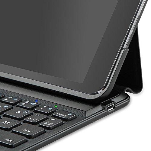 ipad mini bluetooth tastatur tecknet appple ipad mini. Black Bedroom Furniture Sets. Home Design Ideas