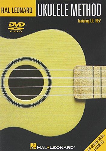 HAL LEONARD UKULELE METHOD REINO UNIDO DVD