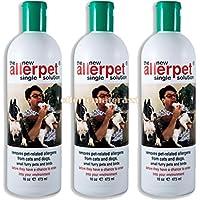 Allerpet® - contro le allergie verso animali - 3 x flacone 355 ml