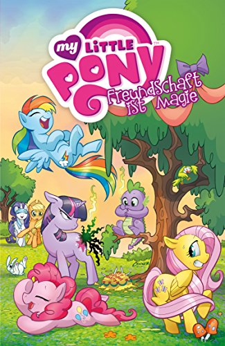 My little Pony, Band 1: Freundschaft ist Magie 1