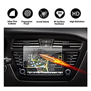 navigation system: Tempered Glass Screen Protector TomTom Live 7 inch for navigation system of 2015...