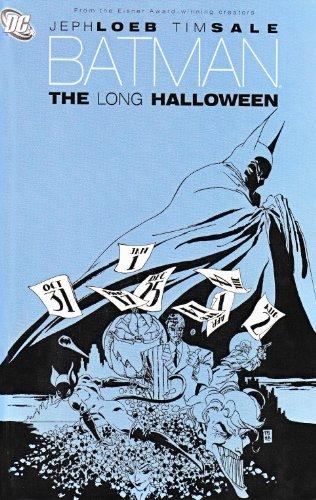Buchseite und Rezensionen zu 'Batman: The Long Halloween' von Jeph Loeb