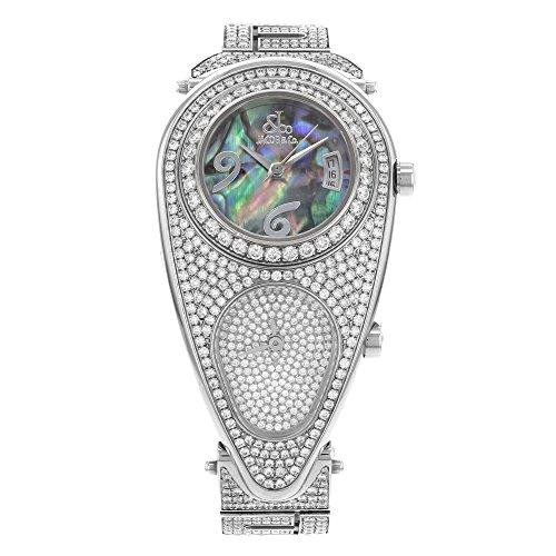jacob-co-teardrop-shaped-factory-set-diamond-quartz-womens-watch