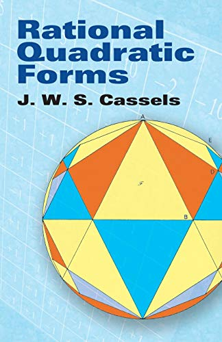 Rational Quadratic Forms (Dover Books on Mathematics)