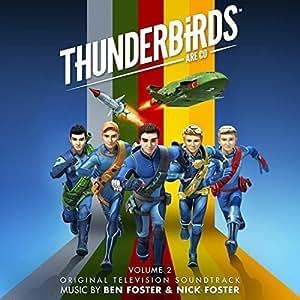 Thunderbirds Are Go Volume 2