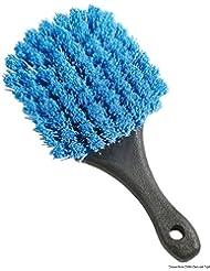 Spazzola con manico corto English: Brush w/short handle