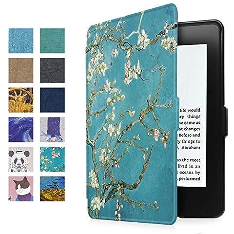 Kindle Hülle, Iitrust Kindle Paperwhite Hülle mit auto Sleep / Wake von Kindle 2012/2013/2015/2016 (Bild-5)