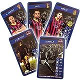 F.C. Barcelona - Juego de cartas (Eleven Force 82196)