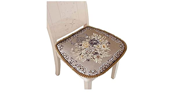 Dragon Troops Tappetini per sedie morbide e Traspiranti Cuscino per sedie Rotondo Creativo Articoli per la casa C5